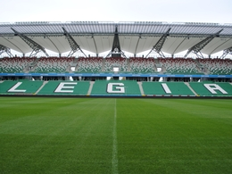 Legia Warszawa - Spartak Moskwa Liga Europy