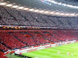 Polska - Ukraina Mecz Towarzyski