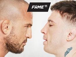FAME MMA 11